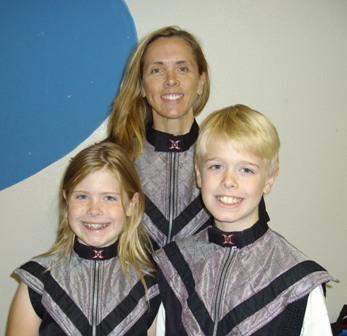 Hannah, Dawn, Peyton